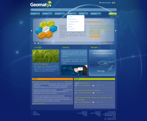 geomatys.com — Page d'accueil