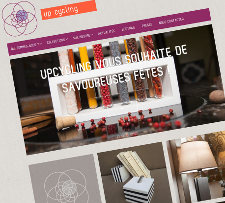 upcycling-france.com — Site Internet