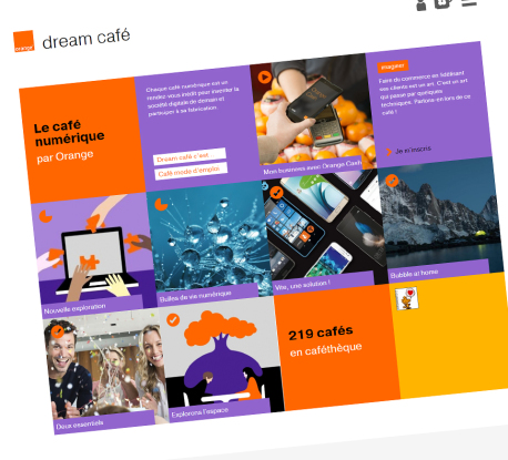 dream.orange.fr – Site Internet